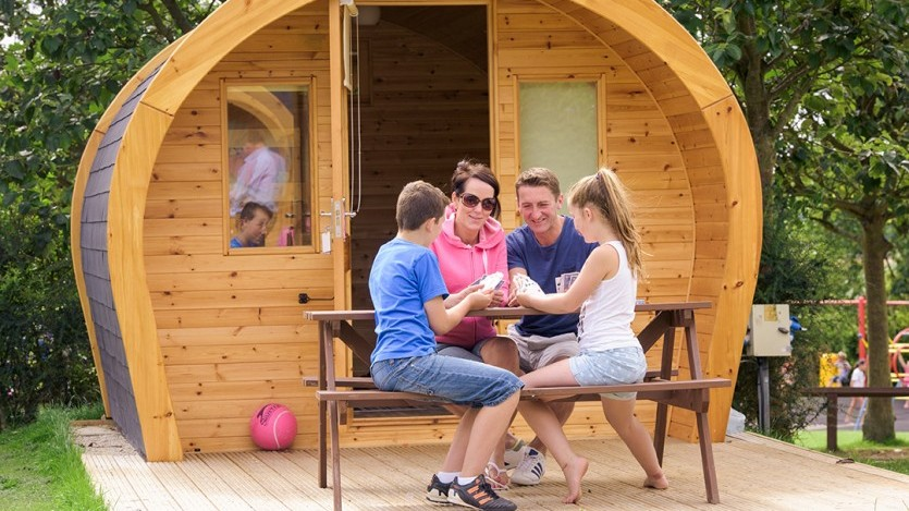 Self Catering Holidays Yorkshire Flower Of May Holiday Parks