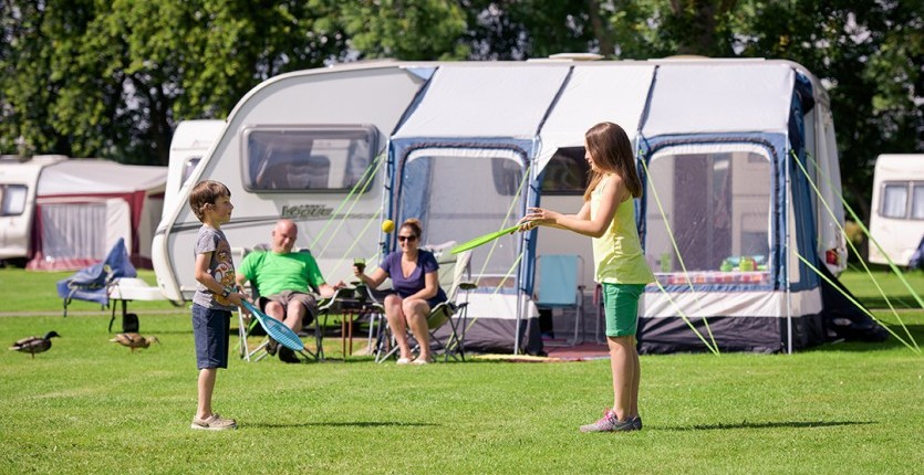 Touring Caravan Sites Yorkshire Flower Of May Holiday Parks