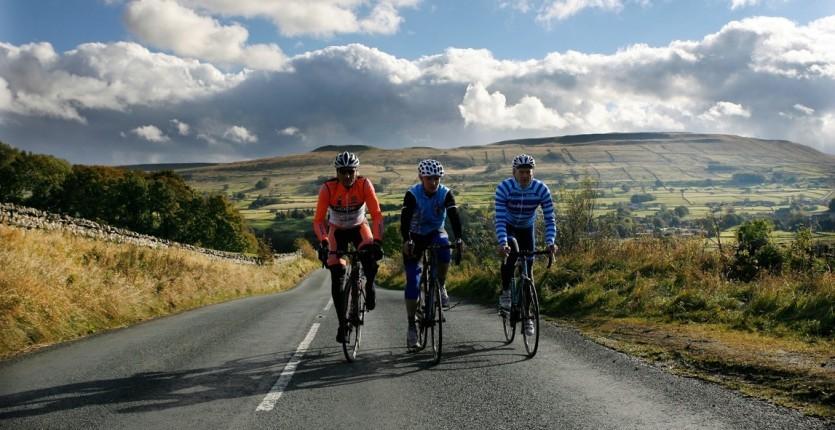 North Yorks Moors bike