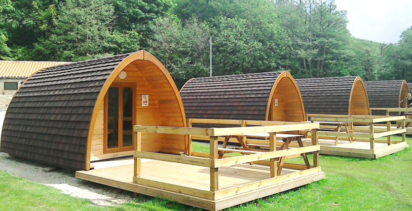 glamping holidays in yorkshire glamping pods rosedale abbey. Black Bedroom Furniture Sets. Home Design Ideas