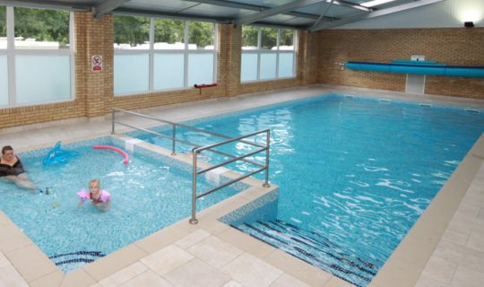 Indoor Swimming Pool York Flower Of May