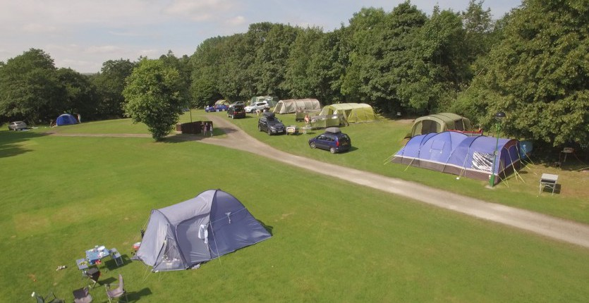 Campervans For Sale >> Campsite Yorkshire Moors - Touring and Camping Park - Rosedale Abbey