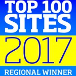 Top 100 2017 Regional winner