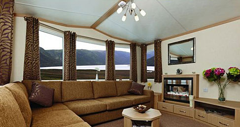 Holiday homes for sale at Burnside Holiday Park