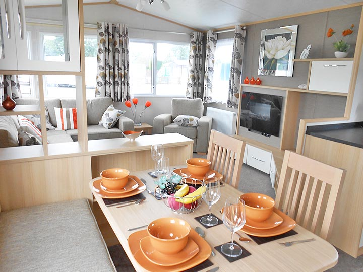 Exclusive Flower of May Aylesbury Static Caravan For Sale