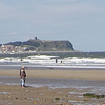Yorkshire holiday parks caravan parks campsites Scarborough campsites with swimming pool