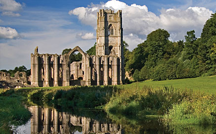 Fountains Abbey and Studley Royal Water Garden, Ripon