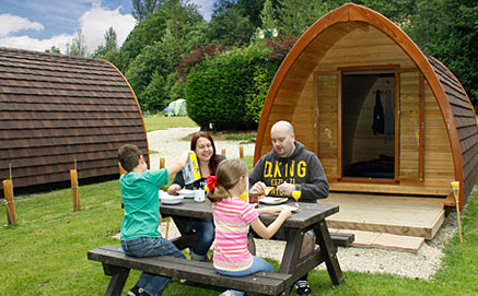 Glamping Park Facilities