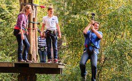 Go Ape Forest Adventures
