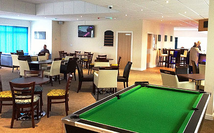 Goosewood Holiday Park Bar Complex