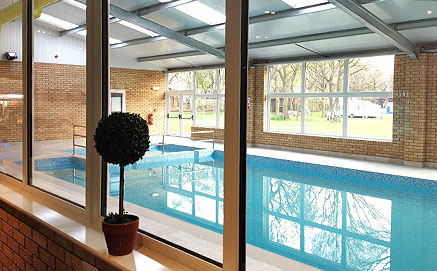 Holiday pArk Indoor Swimming Pool - York
