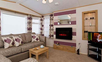 Static Caravans for Sale in Yorkshire - Flower of May