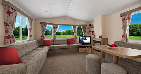 Pre-owned Caravans at Lowcroft
