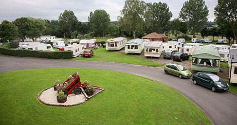 Touring and Camping in the Yorkshire Dales