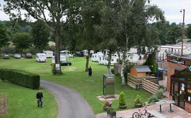 Creative  Caravan Holiday Hire At Whitby Holiday Park Whitby North Yorkshire