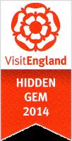 Enjopy England Hidden Gem Award 2014