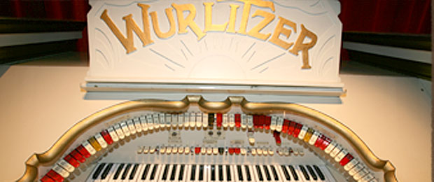 Wurlitzer Cinema Organ