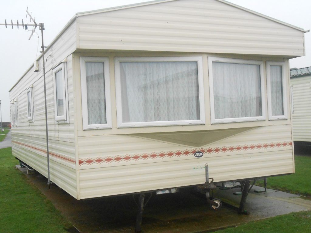 Cool Berth Static Caravan For Sale Nr Hornsea Bridlington Barmston