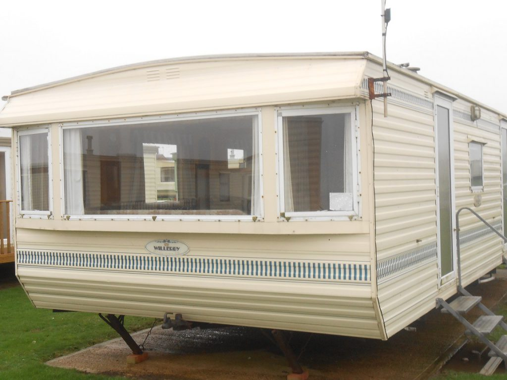 Luxury There Is Garden All Around The Property And At The Rear There Is A Two Bedroomed Static Caravan That Will Be Included In The Sale, Three Sheds With Power To Two There Is Also Parking Now Well Established, Our Sales Team At Hornsea Property
