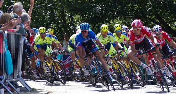 The 2017 Tour de Yorkshire will come past our Yorkshire Holiday Parks