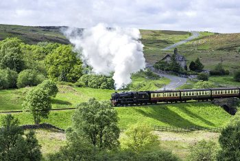 Explore the North Yorkshire Moors