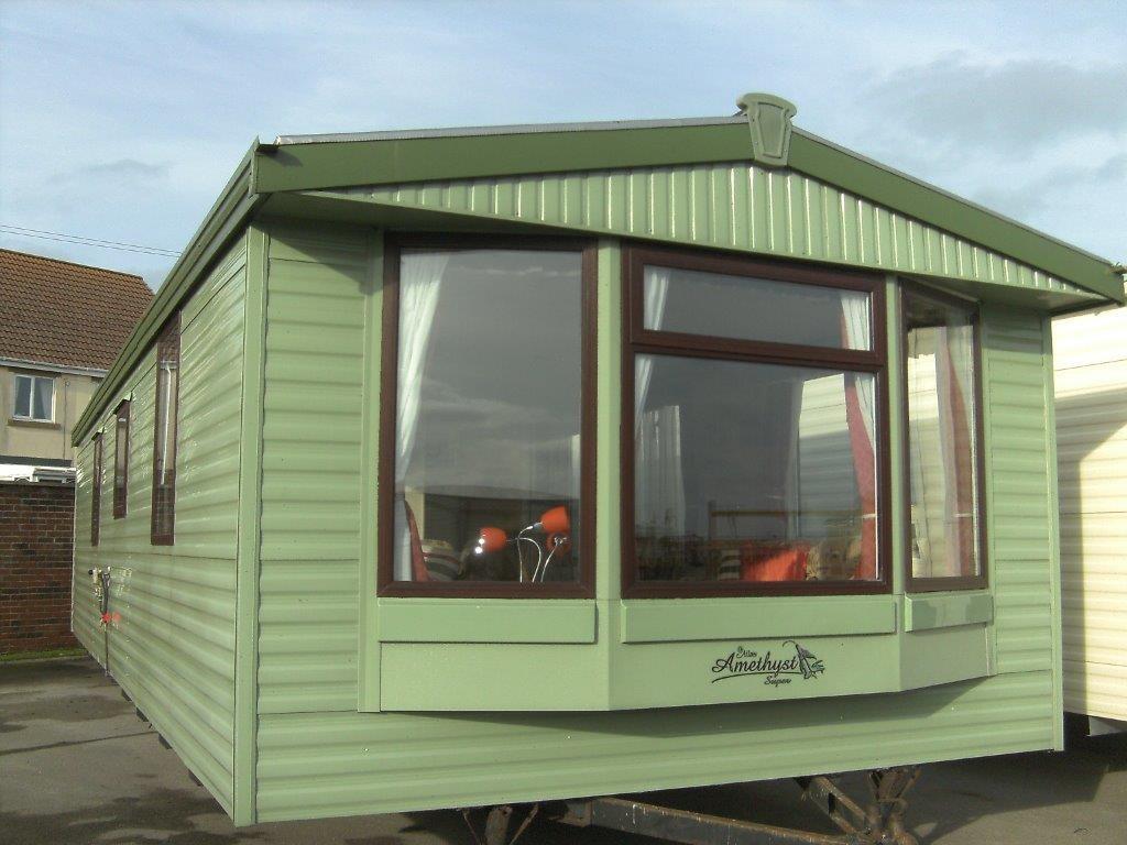 Amazing Caravans For Sale In Hornsea  Flower Of May