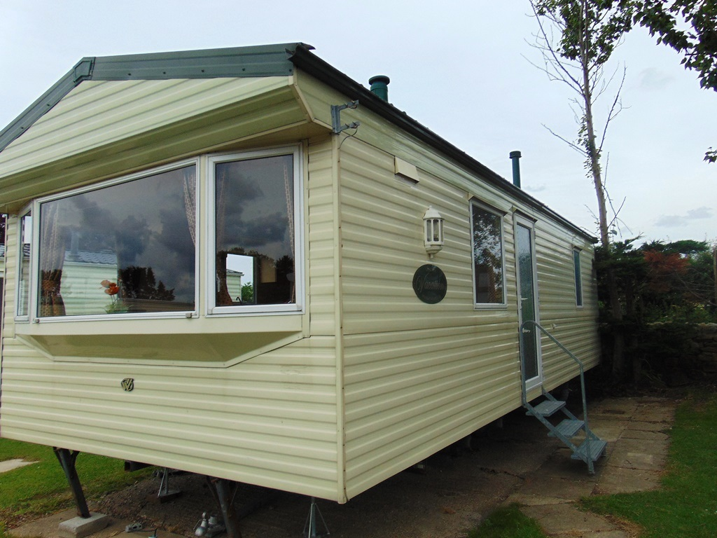 Willerby Vacation 2007, BS, 28x12, Exterior