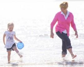Enjoy beach holidays with the family