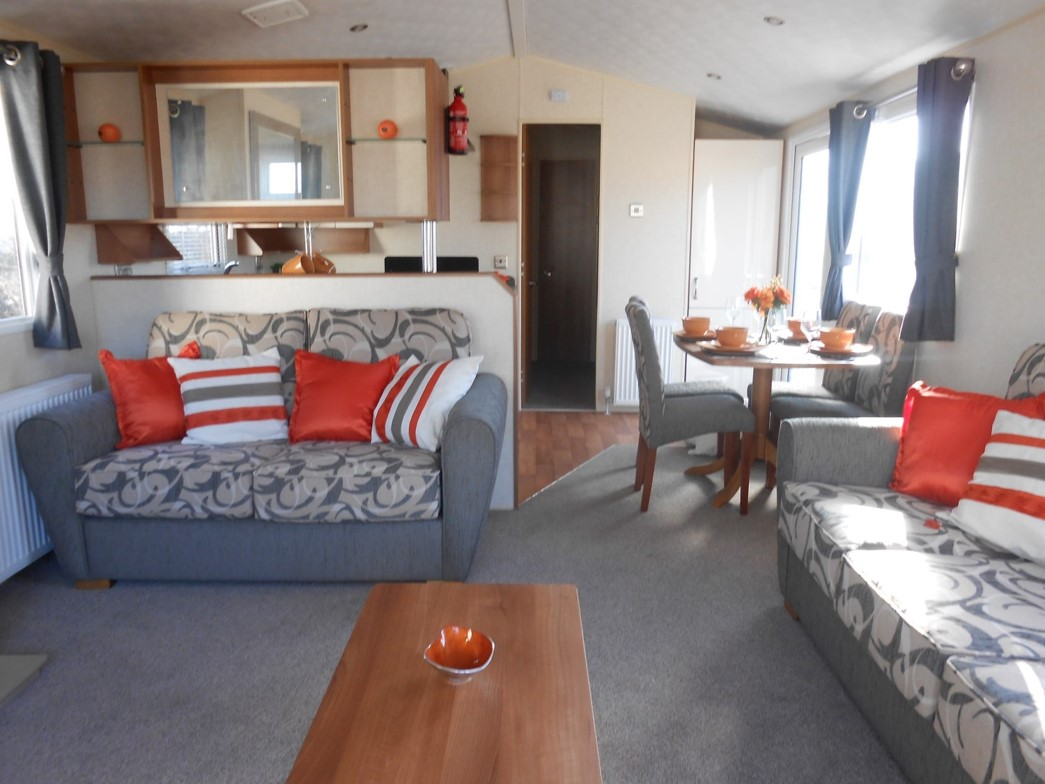 Willerby Isis 2012 35x12 GW Lounge