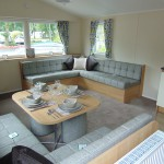 Willerby Mistral 2017, 35x12, GW, Dining Table Lounge