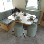 Willerby Mistral 2017, 35x12, GW, Dining Table