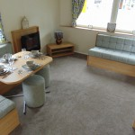 Willerby Mistral 2017, 35x12, GW, Lounge Dining Table 2