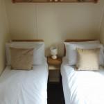 Willerby Mistral 2017, 35x12, GW, Twin Bedroom