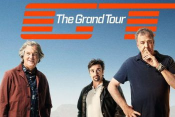 The Grand Tour, which was filmed in Whitby