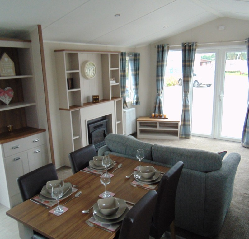 New 2017 Willerby Sheraton Flower Of May