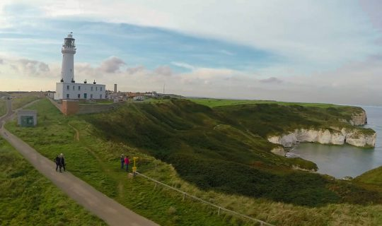 Easy walk - Flamborough Head