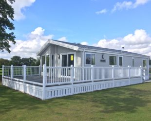 NEW 2017 WILLERBY PORTLAND LODGE