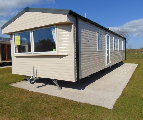 Willerby Mistral 2016, 35x12, GW, 3bed, SG, Exterior