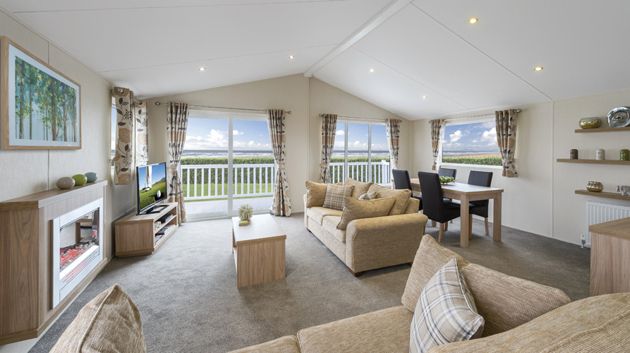 NEW 2017 WILLERBY CLEARWATER LODGE - Flower of May