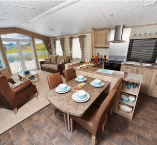 Brand new holiday homes