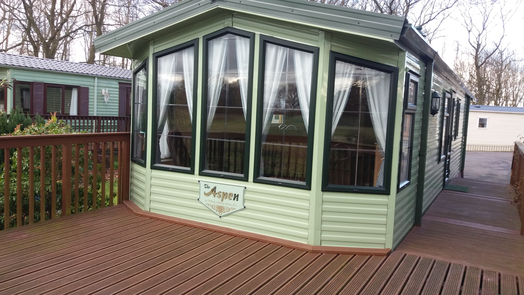 Pre Owned 2005 Willerby Aspen Flower Of May