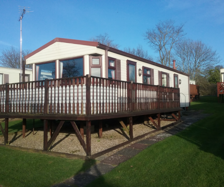 Willerby Countrystyle 2005 35x12 RM Exterior