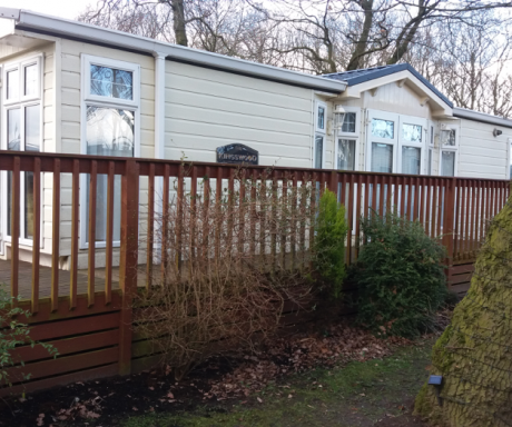 Willerby Kingswood 2007 41x12 GW Exterior 2