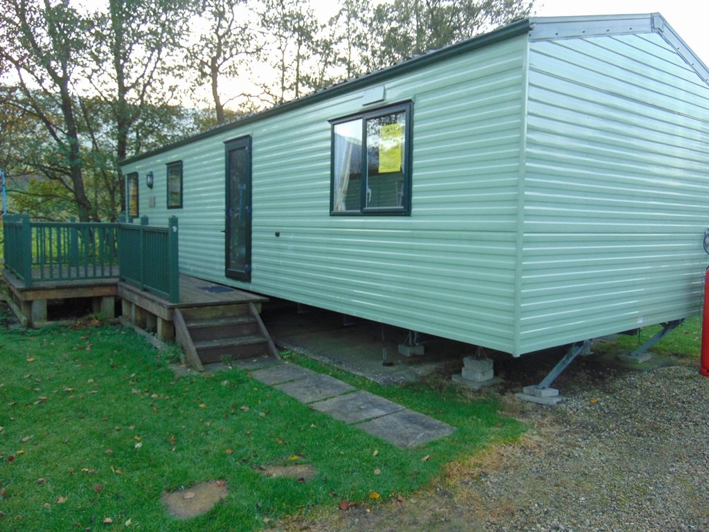 Pre Owned 2009 Willerby Rio Flower Of May
