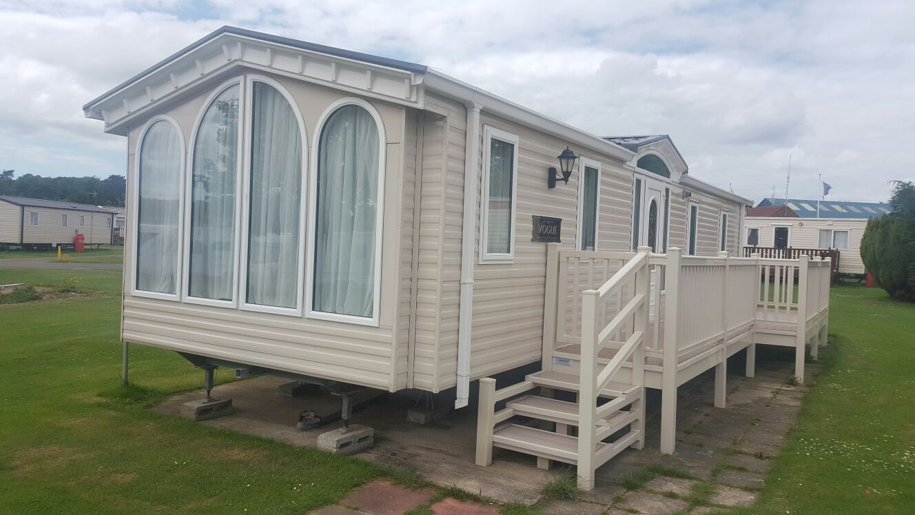 Pre Owned 2006 Willerby Vogue Flower Of May