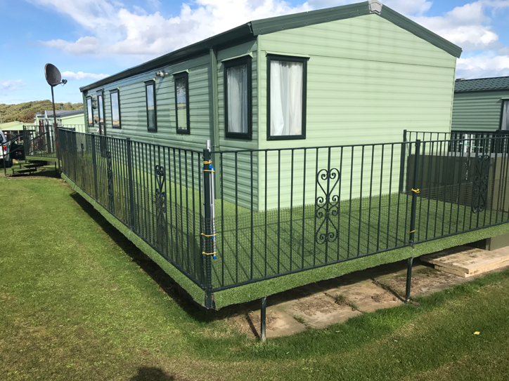 Pre Owned 2008 Willerby Leven Flower Of May