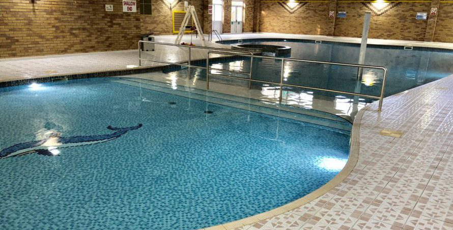 Scarborough swimming pool indoor pool scarborough flower of may for Indoor swimming pool scarborough