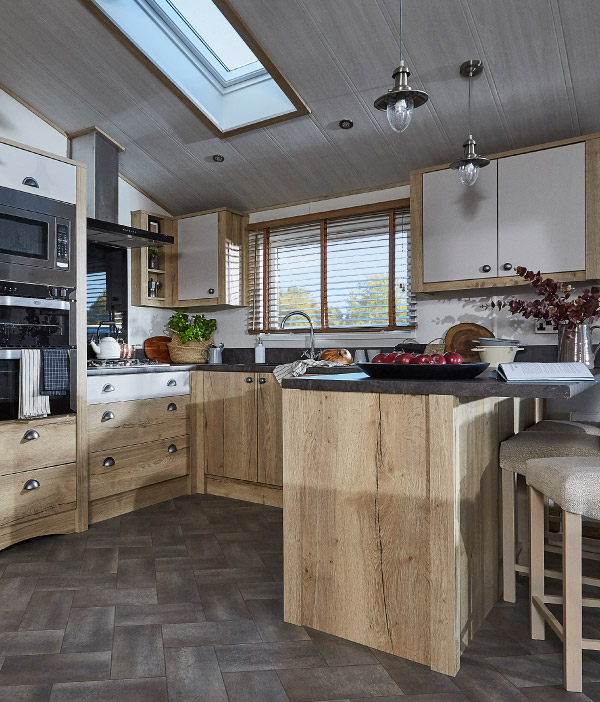 Available From Your Harrogate: NEW 2018 ABI HARROGATE LODGE