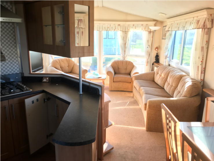 Pre Owned 2005 Willerby Winchester Flower Of May
