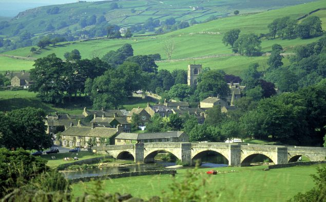 Ripon and the Yorkshire Dales
